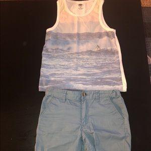 Little Boys Clothing
